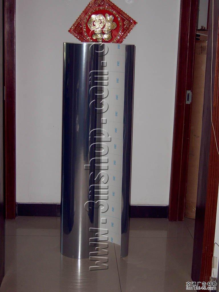 3m镜面不锈钢电镀银色贴膜